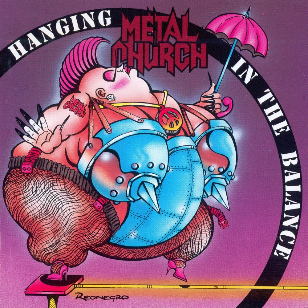 Metal Church — Hanging in the Balance (1993)
