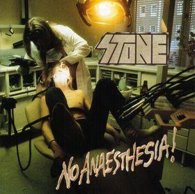 Stone - No Anaesthesia!