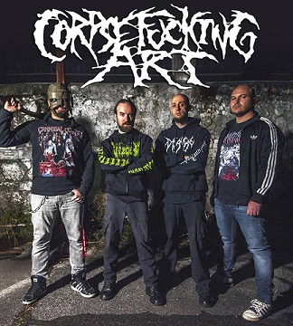 Corpsefucking Art - Photo