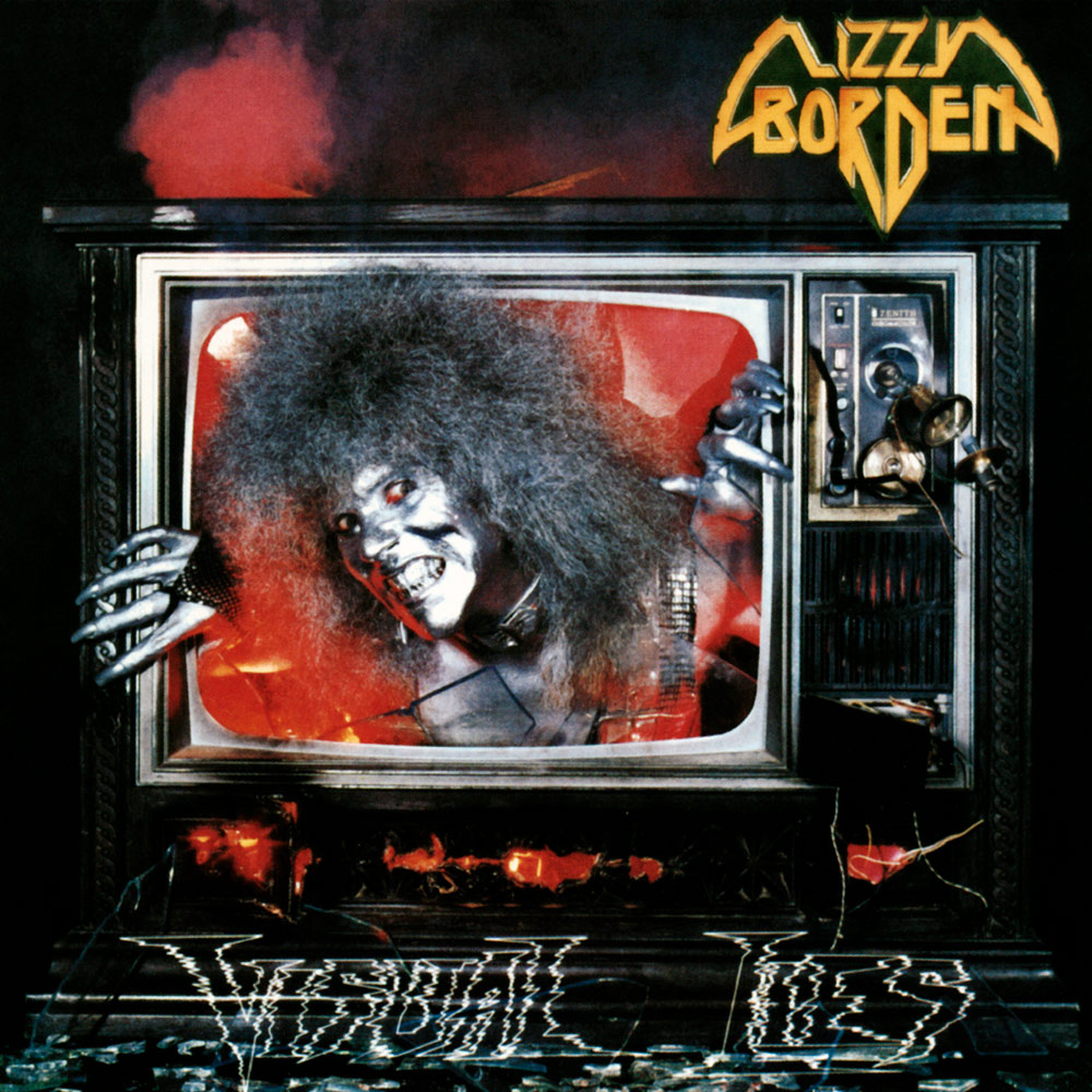Lizzy Borden - Visual Lies