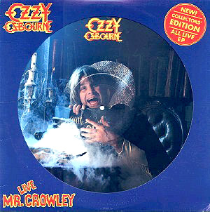 Ozzy Osbourne - Live Mr. Crowley
