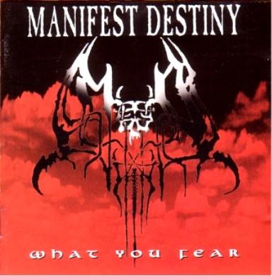 Manifest destiny date