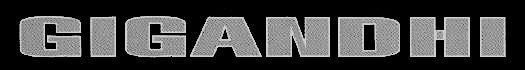 Gigandhi - Logo