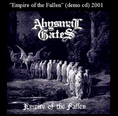 Abysmal Gates - Empire of the Fallen