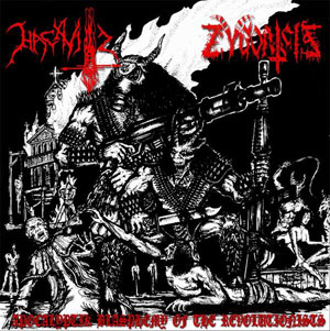 Hacavitz / Zygoatsis - Apocalyptik Blasphemy of the Revolutionists