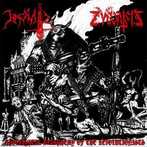 Hacavitz / Zygoatsis - Apocalyptik Blasphemy of the Revolutionists