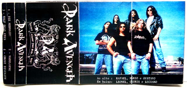 Dark Avenger - Choose Your Side... Heaven or Hell...