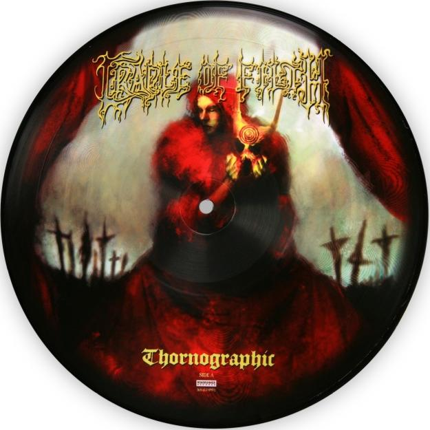 Cradle of Filth - Thornographic