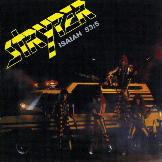 Discografia de Stryper