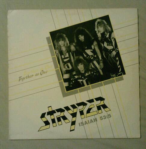 Stryper - Together as One