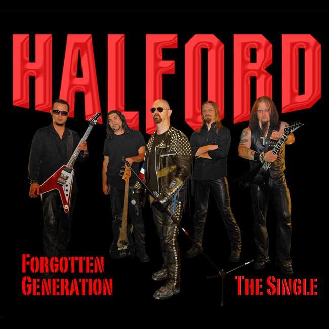 Halford - Forgotten Generation