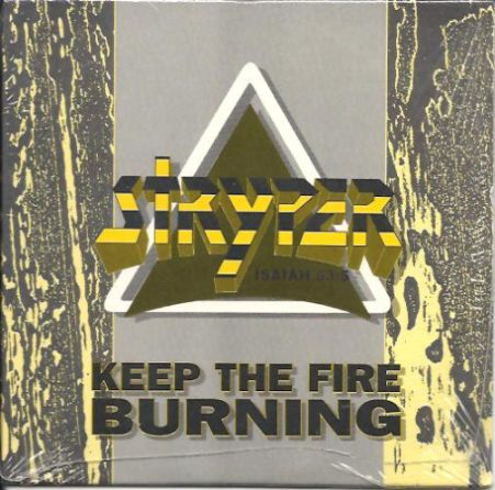Stryper - Keep the Fire Burning