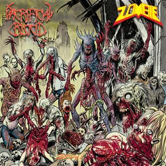 Sacrificial Blood / Zombie - Sacrificial Blood / Zombie