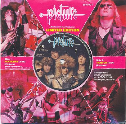 Picture - Fantasies / Traitor