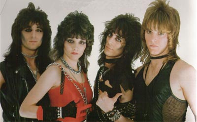 Blacklace - Photo