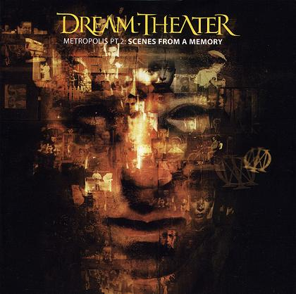 Dream Theater — Metropolis Part 2 : Scenes From a Memory (1999)