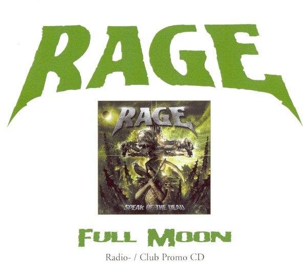 Rage - Full Moon