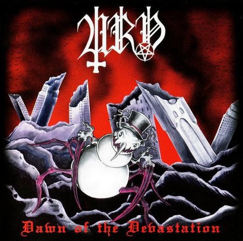 Urn - Dawn of the Devastation