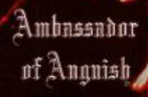 Ambassador of Anguish - Logo