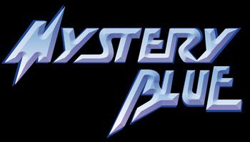 Mystery Blue - Logo