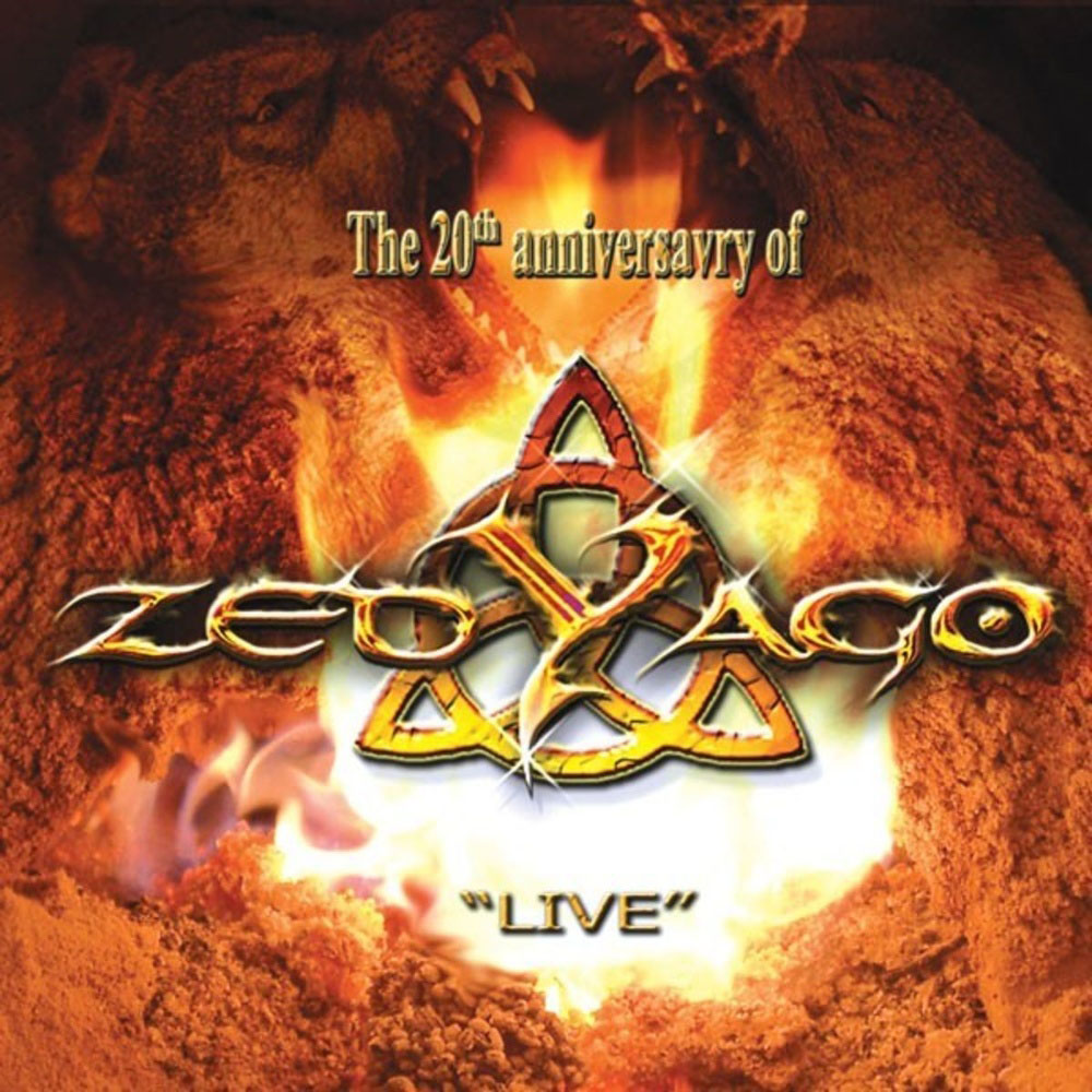 Zed Yago - Live - The 20th Anniversary of Zed Yago