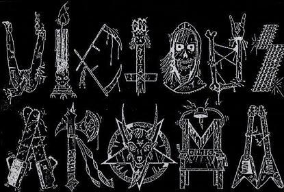 Vicious Aroma - Logo