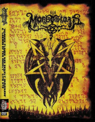 Morbosidad - Legions of the Unholy / Demonic Plague and Deadly Commands