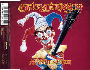 Bruce Dickinson - Accident of Birth