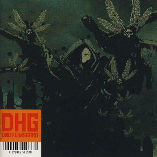 Dødheimsgard - Supervillain Outcast