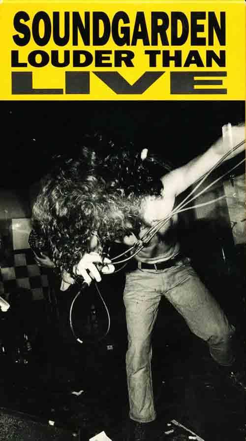 Soundgarden - Louder than Live