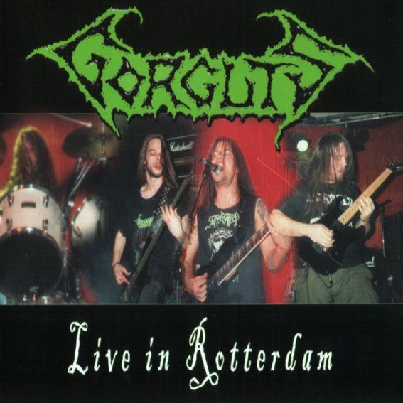 Gorguts - Live in Rotterdam