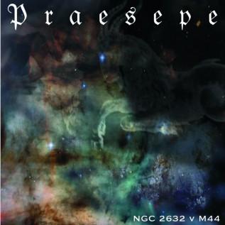 Praesepe - NGC 2632 v M44