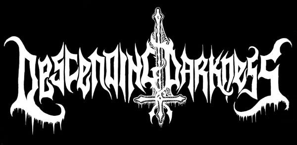 Descending Darkness - Logo