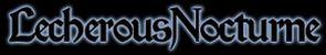 Lecherous Nocturne - Logo