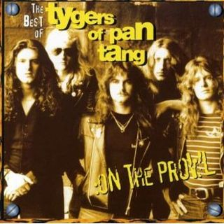 Tygers of Pan Tang - The Best of Tygers of Pan Tang: On the Prowl