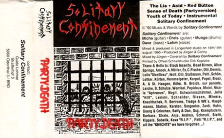 Solitary Confinement - Party Death
