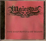 Maiestas - The Harvesting of Blood