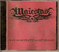 Maiestas - The Harvesting of Blood