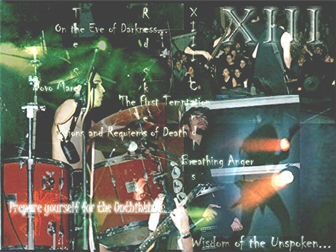 XIII Candles - Photo