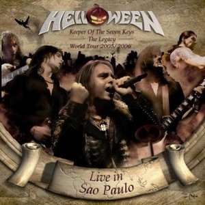 Live in Sao Paulo cover (Click to see larger picture)