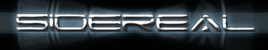 Sidereal - Logo