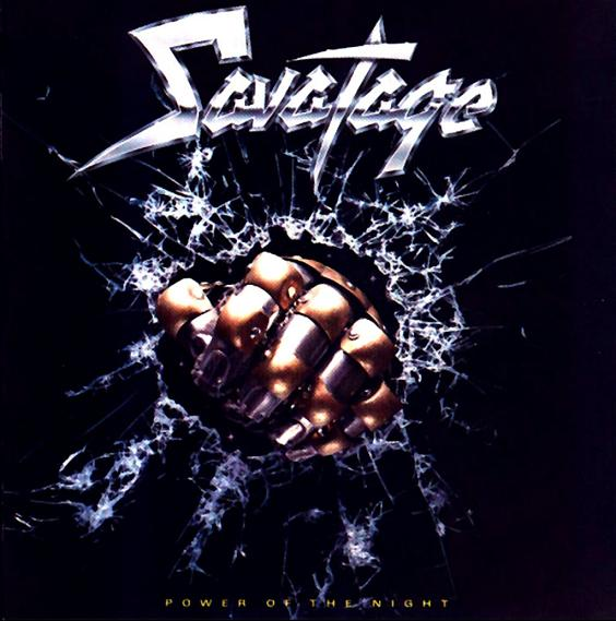Savatage — Power of the Night (1985)