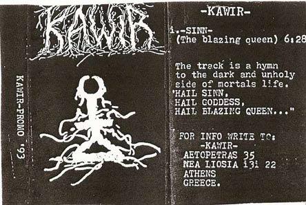 Kawir - Promo '93