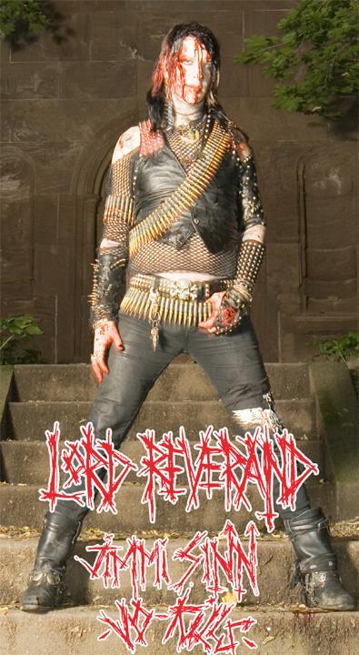 Lord Reverand Jimmi Sinn