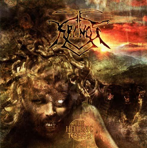 Kronos - The Hellenic Terror