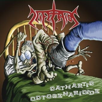 Deifecation - Cathartic Octogenaricide