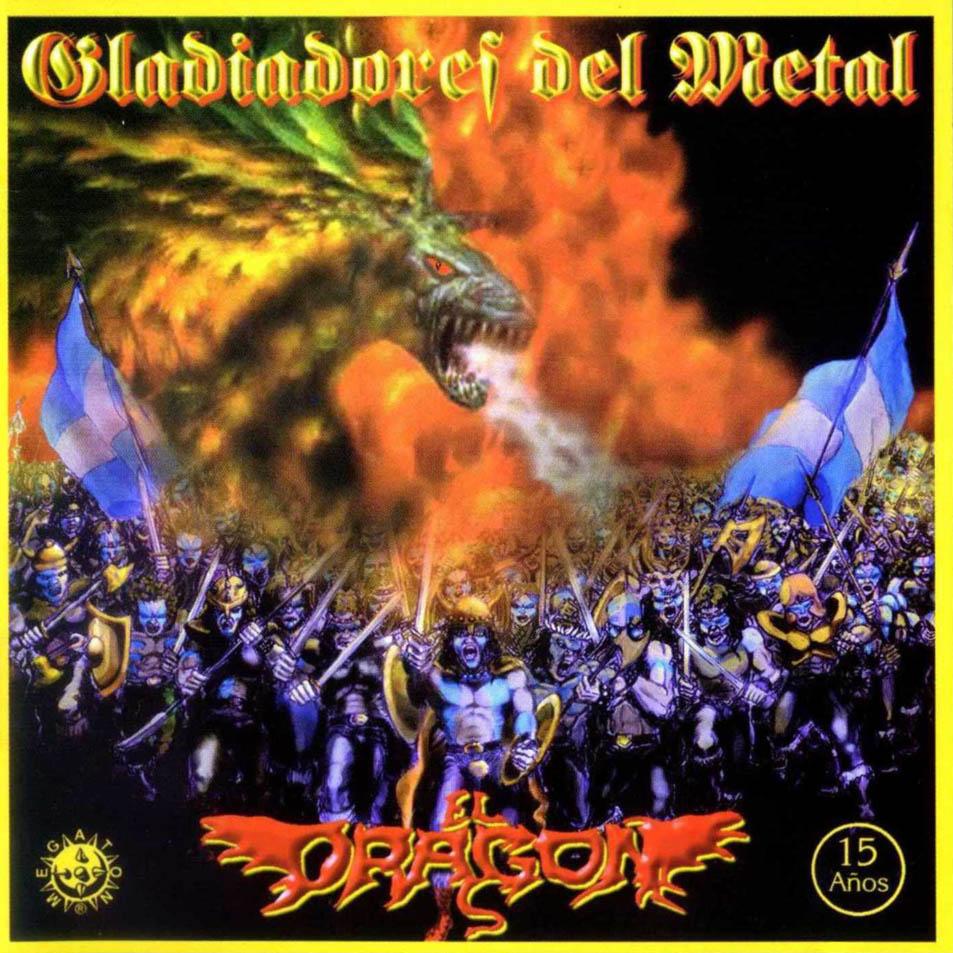 El Dragon - Gladiadores del metal