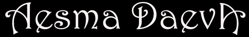 Aesma Daeva - Logo