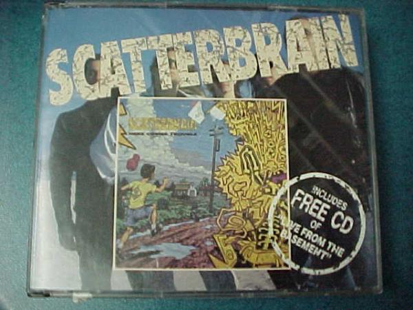 Scatterbrain - Live from the Basement ZRock Broadcast