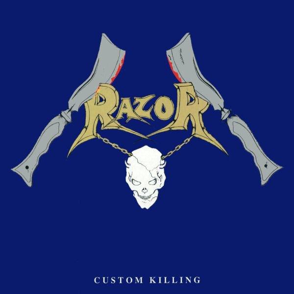 Razor Custom Killing Encyclopaedia Metallum The Metal